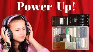 Power Up! Choosing Batteries and Chargers for your Radio.