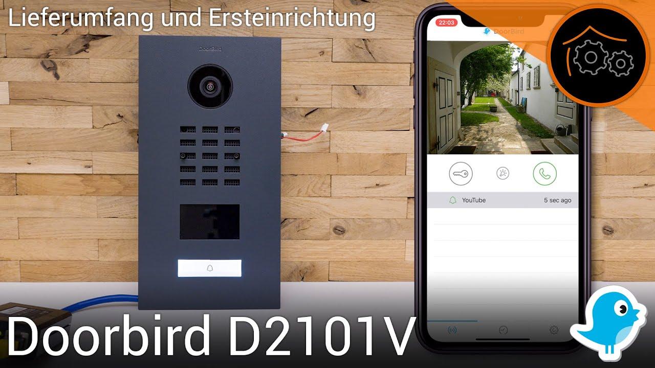 DoorBird D2101V Aufputz Montagerückgehäuse