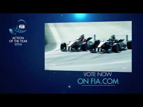 2016 FIA Action of the year - Teaser