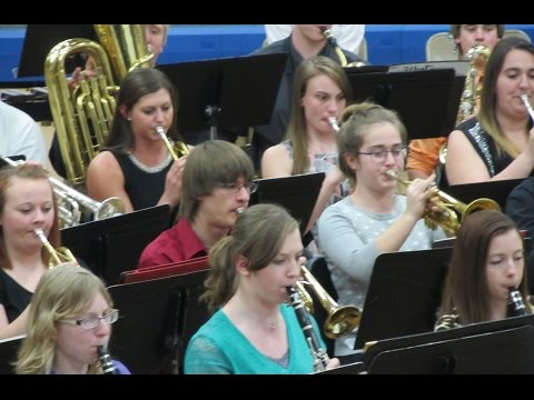 SEISC HS Honor Band (Seventeen Schools!) Superconference 2015