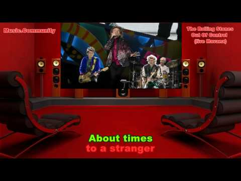 Lyrics - The Rolling Stones - Out Of control (live cuba)