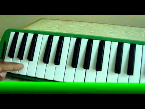 Melodica lecci n 002 las notas musicales youtube for Piano anteriore del camino