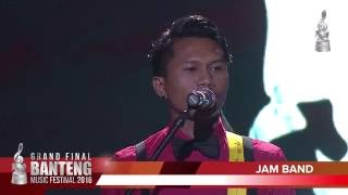 Download Video Grand Final Banteng Music Festival 2016 JAM BAND MP3 3GP MP4