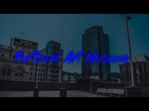 Downtown Views + Art Museum (Portland Oregon)