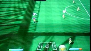 FIFA 12 nintendo Wii
