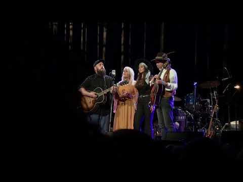 "The Wandering Hearts - ""Burning Bridges"" at U.S. debut at the Ryman Auditorium in Nashville, TN"