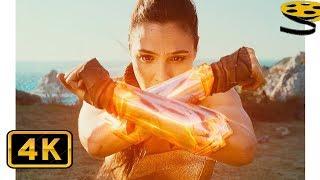 Тренировки Чудо-Женщины. Первое проявление Силы | Чудо-женщина | 4K ULTRA HD