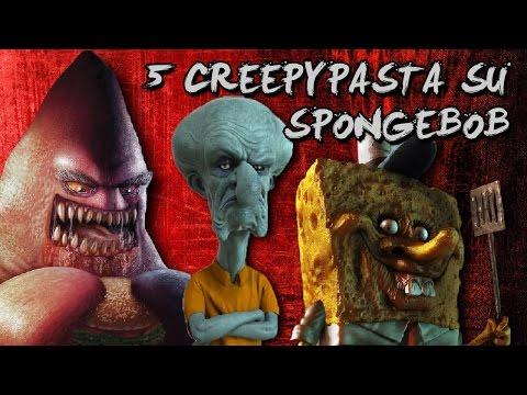 5 Creepypasta che non sai su Spongebob
