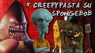5 Creepypasta che non sai su Spongebob | CREEPY SHOW #2