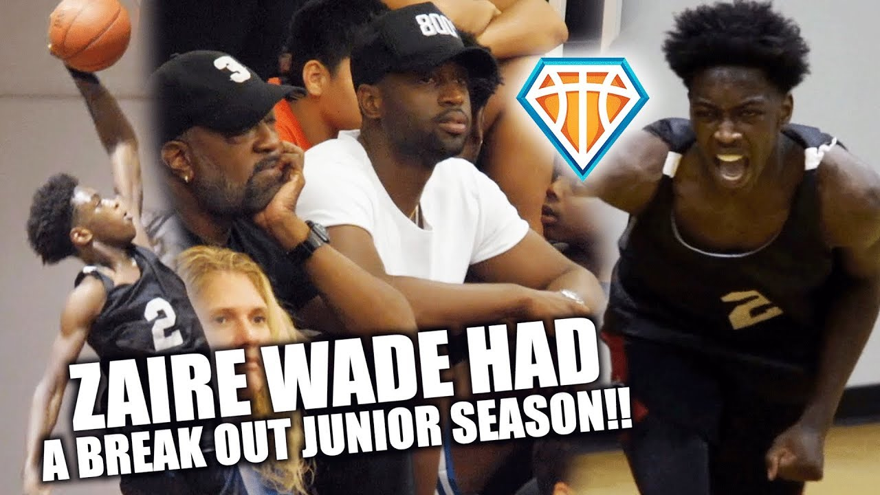 The Zaire Wade Recruiting Anomaly – Soft 7 Sports