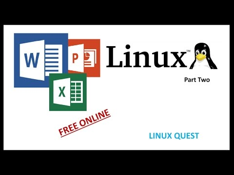 ms office online linux