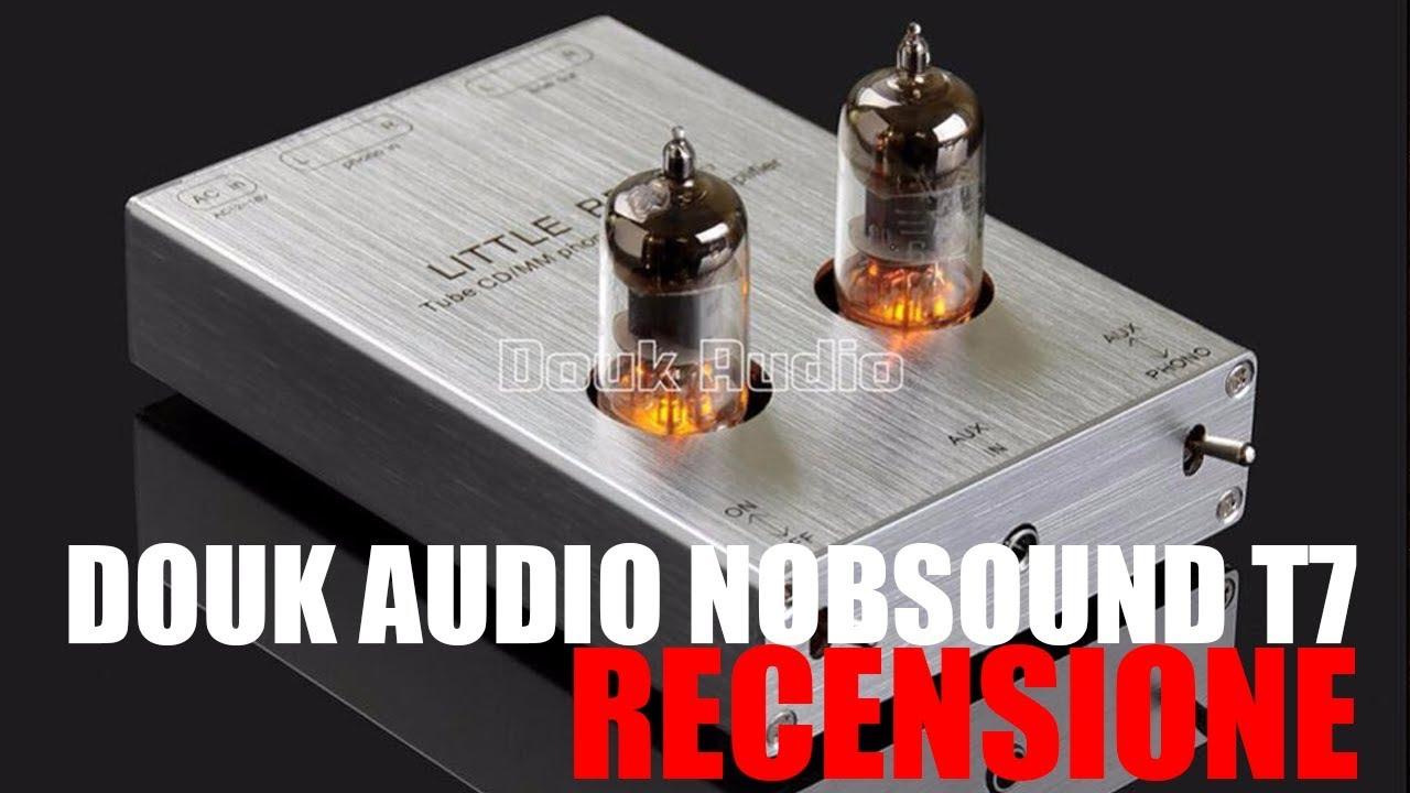 Nobsound Douk Audio Little Bear T7 6J1 Recensione