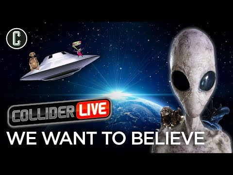 Smart People Say It\'s An Alien Ship - Why Don\'t We Believe Them? - Collider Live #35