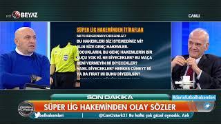Gambar cover Süper Lig hakeminden Derin Futbol'a olay itiraf! Ümit Öztürk ve Alper Ulusoy'un suçu yok!