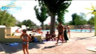La piscine du camping LES ROQUILLES à Palavas-les-Flots
