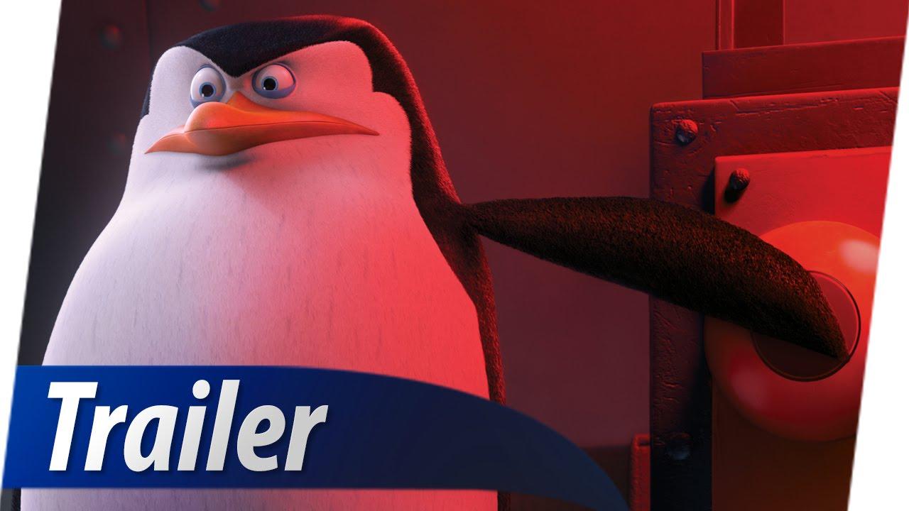 Trailer Pinguine Aus Madagascar
