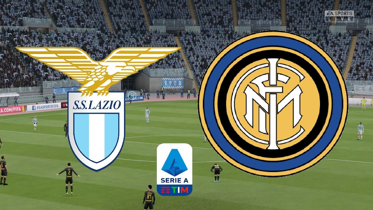 Serie A 2019/20 - Lazio Vs Inter Milan - 16/02/20 - FIFA ...