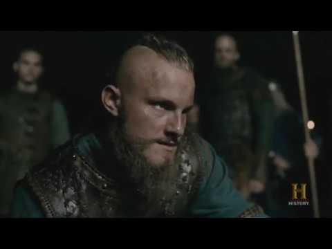 Vikings - Rollo Captures Björn and Floki [Season 4B Official Scene] (4x13) [HD]
