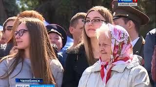 Парад Победы 2018 в Челябинске