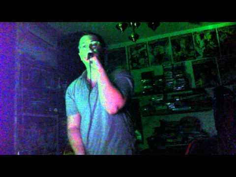 Davide Mietta -  Barcelona (Freddie Mercury cover) - messy raw unprecise version KARAOKE