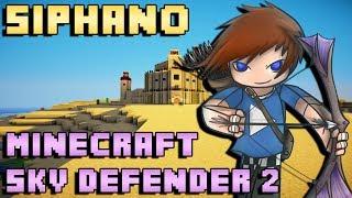 Minecraft : Sky Defender 2