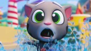 Talking Tom Pool - Outfit7 Limited Level 124-126 Walkthrough