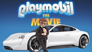 PLAYMOBIL: THE MOVIE – Porsche Mission E