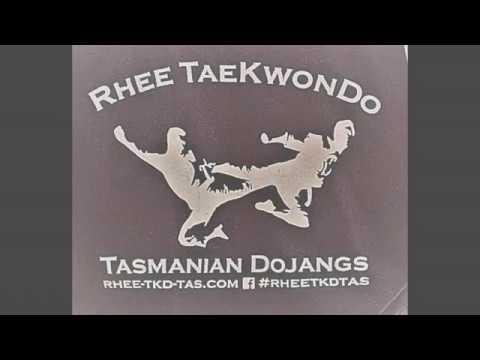 Rhee Taekwondo Forth Demo 2014