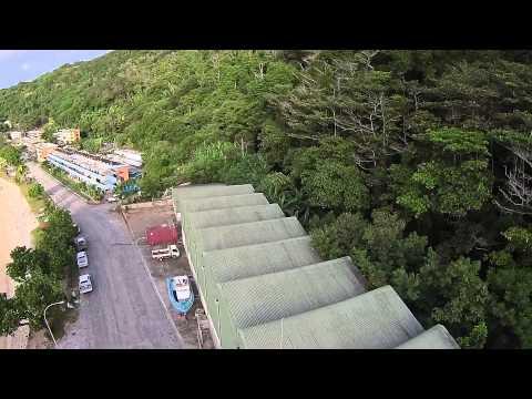 Christmas Island - Flying Fish Cove