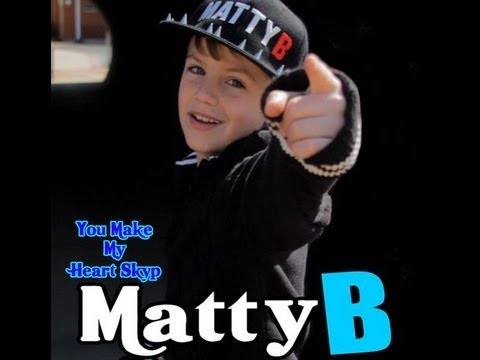 You Make My Heart Skip Music Video - Mrrafity04 (MattyBRaps)
