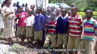 10 Dakikalık TANZANYA belgeselim / Mijn 10 minuut durende TANZANIA documentaire