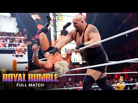 FULL MATCH - 2012 Royal Rumble Match: Royal Rumble 2012