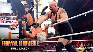 FULL MATCH - 2012 Royal Rumble Match: Royal Rumble 2012