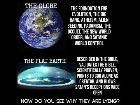 Flat Earth: Why Are We Spinning? thumbnail
