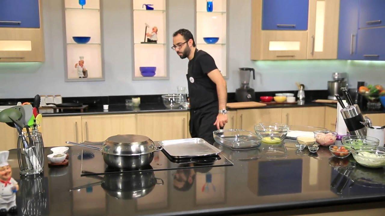 قاروص اسكابيتش - ارز بالكابوريا والطماطم - صوص تارتار - ناجتس سمك : مطبخ 101 حلقة كاملة