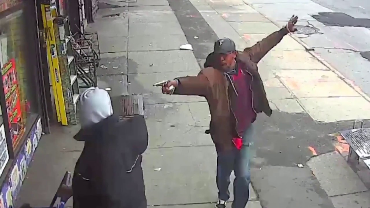 Full Video Compilation from Police-involved Shooting in Brooklyn