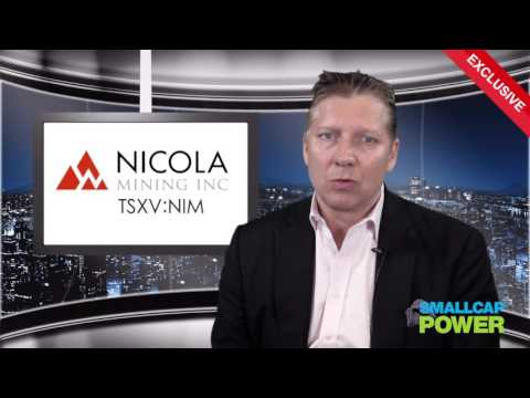 Nicola Mining (CVE:NIM) CEO: We Have What B.C. Gold Miners Need