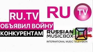 RU.TV объявил воину конкурентам TOP SHOW NEWS