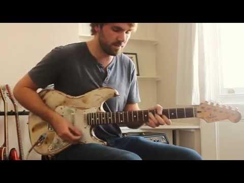 Bruno Mars - Treasure Guitar Cover
