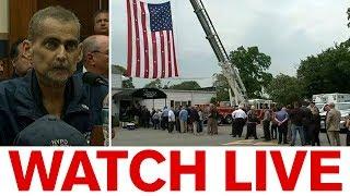 Funeral for retired NYPD Detective Luis Alvarez