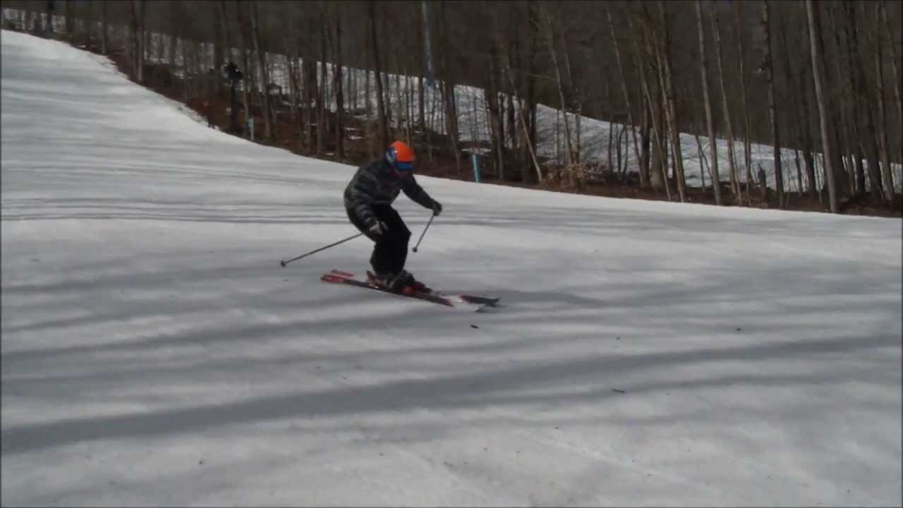 2013 Free Skiing Short Turns