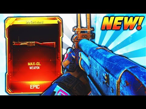*NEW* CHINA LAKE GAMEPLAY! - BLACK OPS 3 NEW DLC WEAPONS! (BO3 New Max-GL DLC Weapon Gameplay)