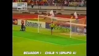 Todos los Goles de la Copa America Colombia 2001