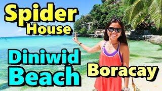 Boracay Spider House & Diniwid Beach Philippines