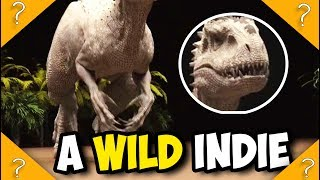 How would the INDOMINUS REX behave if it were WILD