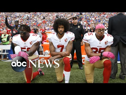 NFL address anthem protests with new policy announced