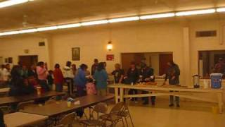 Toy Drive Pine Ridge South Dakota  2009 Part One