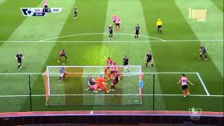 2014 - 2015 Vòng 30: Southampton 2 - 0 Burnley