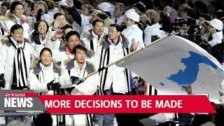 Team Korea has many hurdles in marching in together, but experts say it would be a great opportunity