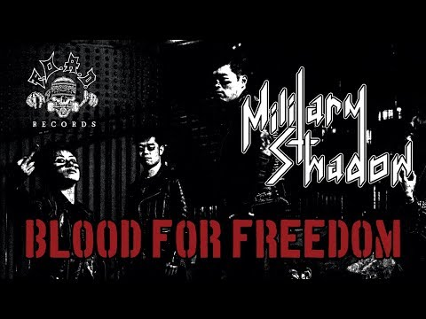 MILITARY SHADOW - Blood For Freedom | LP